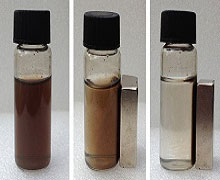 Epoxy-Functionalized Magnetic Nanoparticles