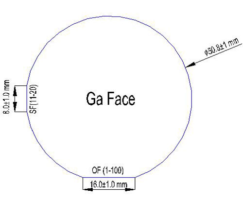 Gallium Nitride Powder