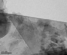 Graphite Nanoparticles